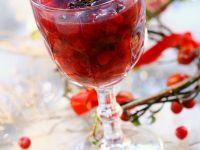 Cranberrykonfitüre Rezept
