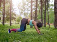 Crawling-Workout: Der neue Fitnesstrend