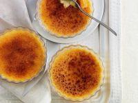 Crème brûlée mit Orange Rezept