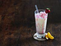 Cremig-fruchtiger Gin-Cocktail Rezept