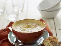 Cremige Muschelsuppe aus den USA Rezept