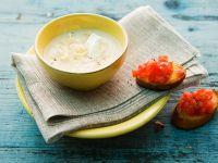 Cremige Sauerkrautsuppe Rezept