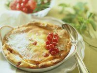 Crêpe mit Beeren-Quark-Füllung Rezept