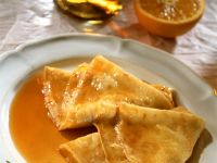 Crepes Suzette Rezept