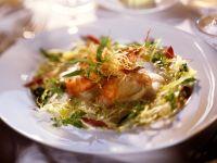 Crevetten mit Portweinschaum Rezept