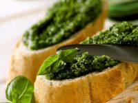 Crostini mit Pesto Rezept