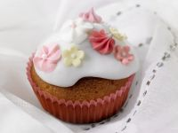 Cupcake zur Taufe oder Hochzeit