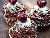 Cupcakes nach Schwarzwälder Art Rezept