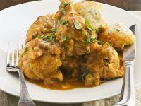 Curry-Hähnchen mit Koriander Rezept