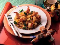 Curry-Risotto Rezept