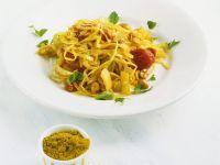Curry-Weißkohl Rezept