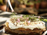 Dattelkuchen mit Mandeln aus Nordafrika Rezept