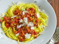 Deftige Spaghetti Bolognese Rezept