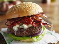 Deftiger Hamburger Rezept