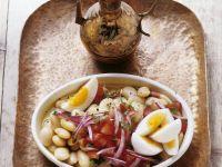 roastbeef bohnen salat rezept eat smarter. Black Bedroom Furniture Sets. Home Design Ideas