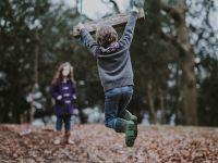 Immunsystem bei Kindern stärken: fit für Herbst und Winter!