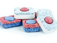 Spülmaschinentabs im Test: Discounter schneiden besser ab