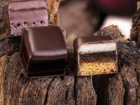 Dominosteine mit Zartbitterschokolade Rezept