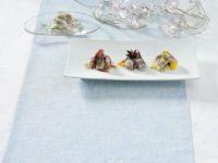 Dreierlei Matjessalat