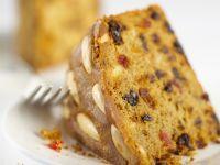 Dundee Cake Rezept