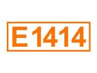 E 1414 (Acetyliertes Distärkephosphat)