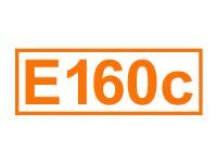 E 160 c (Capsanthin)