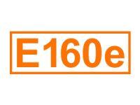 E 160 e (Apocarotinal)