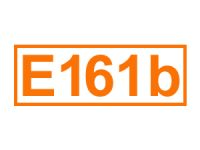 E 161 b (Lutein)