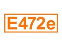 E 472 e (Diacetylweinsäureglyceride)