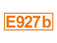 E 927 b (Kohlensäurediamid)