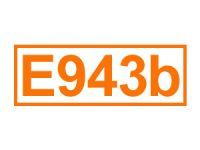 E 943 b (Isobutan)
