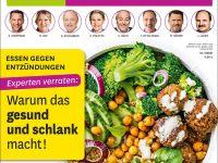 """Jetzt im Handel: Heft 2/2021 mit Extra """"Essen gegen Entzündungen"""""""