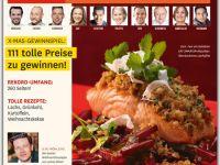 Die neue EAT SMARTER-Ausgabe Nr. 6/16 ab jetzt im Handel!