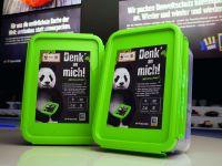 Neues plastikfreies Pfandsystem bei Edeka