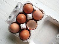 Ökotest: Fünf Eier-Sorten mangelhaft