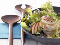 Eichblatt-Kresse-Salat Rezept