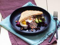 Eier-Avocado-Sandwich mit Krabbensalat Rezept