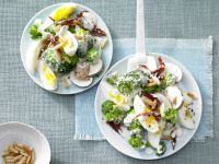 Kochbuch für Low-Carb-Salate