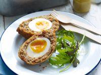Eier im Fleischmantel Rezept