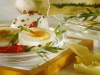 Eier in Estragon Rezept