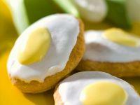 Eier-Plätzchen Rezept