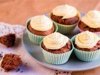 Eierlikör-Cupcakes Rezept