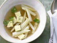 Das Highlight jeder Suppe: Eierstich selber machen