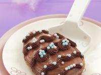 Eiförmiger Kuchen zu Ostern Rezept