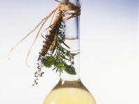 Eine Flasche Kräuterlikör Rezept