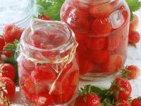 Eingelegte Erdbeeren Rezept