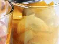 Eingelegte Gurken mit Kurkuma Rezept