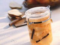 Eingelegte Whisky-Birnen Rezept