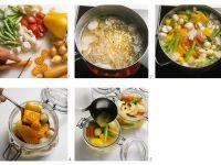 Eingelegtes Gemüse Rezept