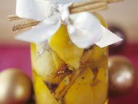 Eingemachte Zitronen